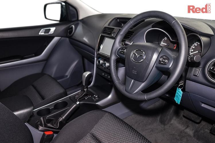 2018 Mazda BT-50 XTR UR 4X4 Dual Range