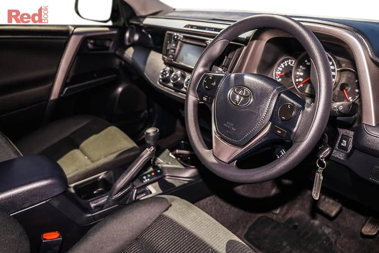 2017 Toyota RAV4 GX ASA44R 4X4 On Demand