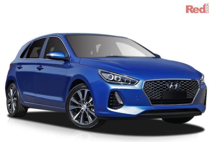 2018 Hyundai I30 Premium PD MY18