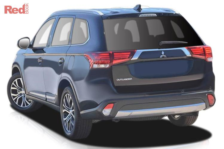 2018 Mitsubishi Outlander LS ZL MY18.5