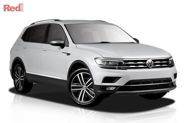 2018 Volkswagen Tiguan 162TSI Highline Allspace 5N MY18