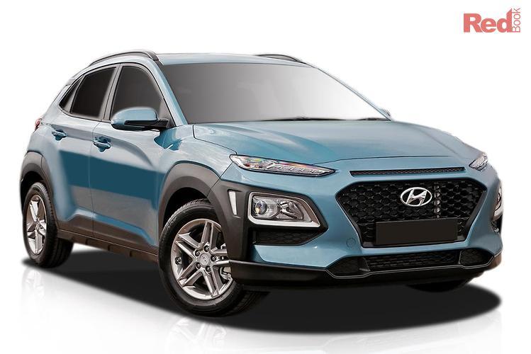 2018 Hyundai Kona Active D-CT AWD OS MY18