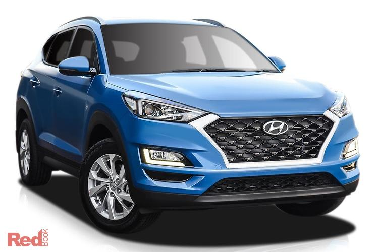 2018 Hyundai Tucson Active X TL3 MY19