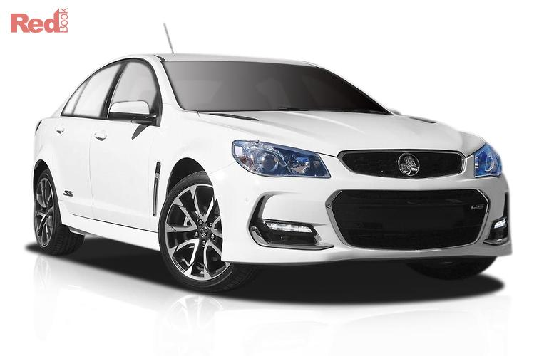 2017 Holden Commodore SS VF Series II MY17