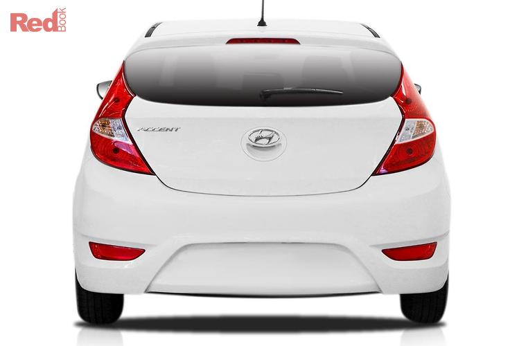 2017 Hyundai Accent Active RB4 MY17