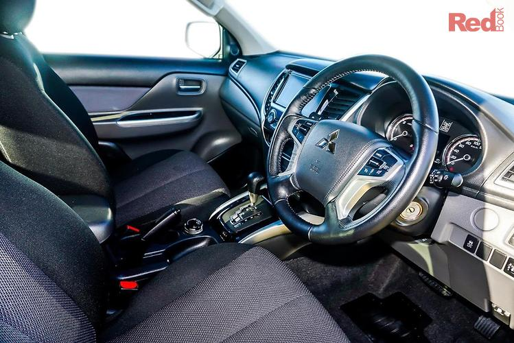 2018 Mitsubishi Triton GLS MQ MY18
