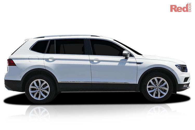 2018 Volkswagen Tiguan 110TSI Comfortline Allspace 5N MY18