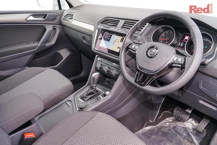 2018 Volkswagen Tiguan 132TSI Comfortline Allspace 5N MY18