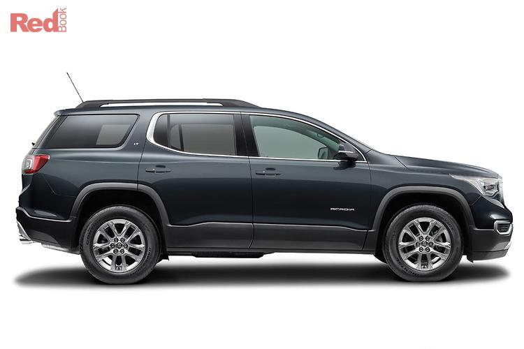 2019 Holden Acadia LT AC MY19 4X4 On Demand