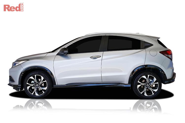 2018 Honda HR-V RS MY18 MY18