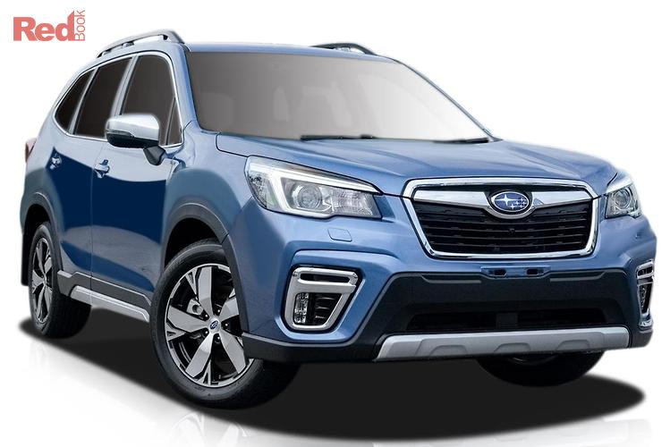 2018 Subaru Forester 2.5I-S S5 MY19