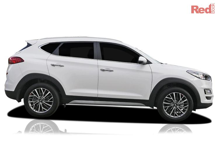 2020 Hyundai Tucson Elite TL3 MY21 4X4 On Demand