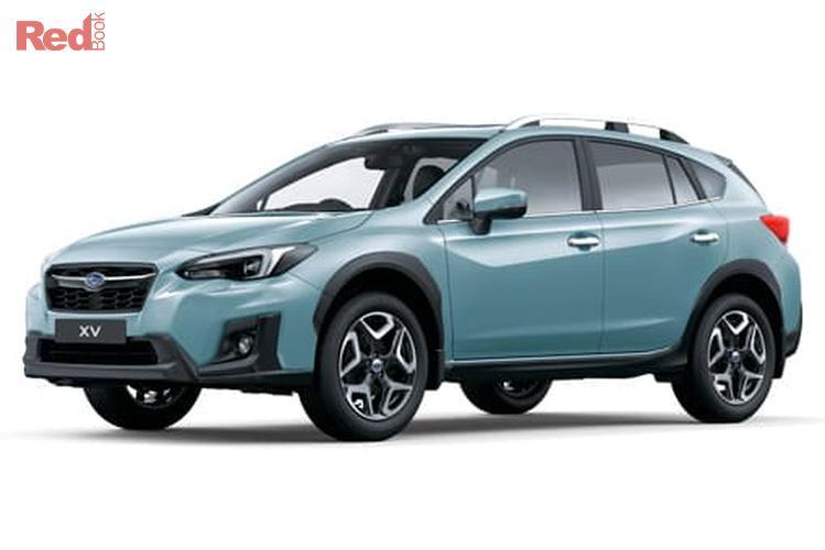 2018 Subaru XV 2.0I-S G5X MY19