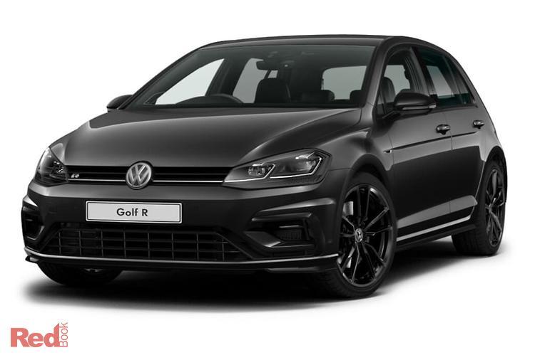2018 Volkswagen Golf R Special Edition 7.5 MY19