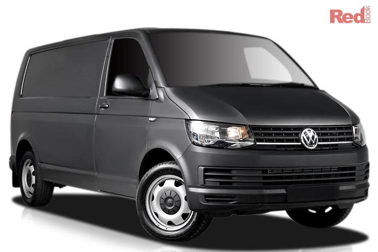 2017 Volkswagen Transporter TDI400 T6 MY18