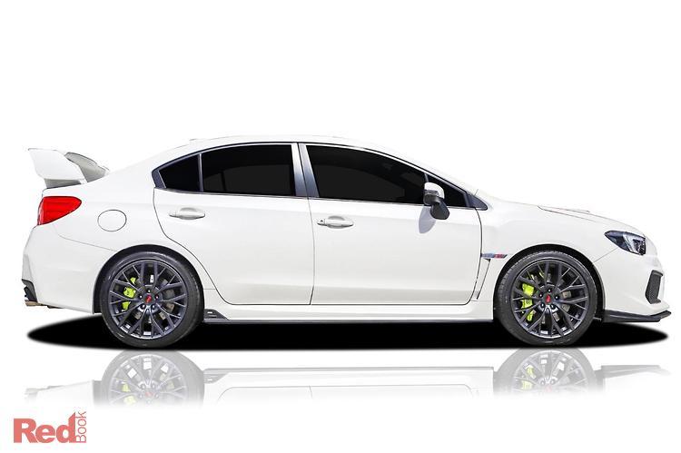 2018 Subaru WRX STI Spec.r V1 MY19