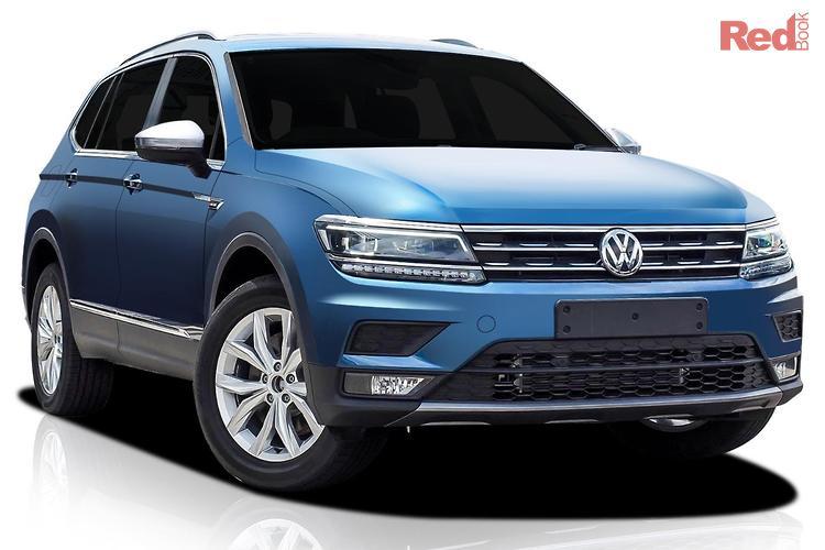 2018 Volkswagen Tiguan 132TSI Comfortline Allspace 5N MY19