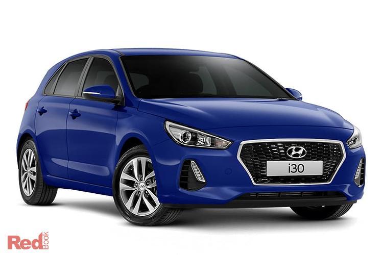 2018 Hyundai I30 Active PD2 MY18