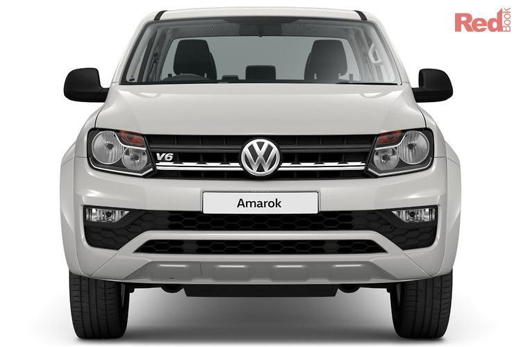 2018 Volkswagen Amarok TDI550 Core 2H MY19