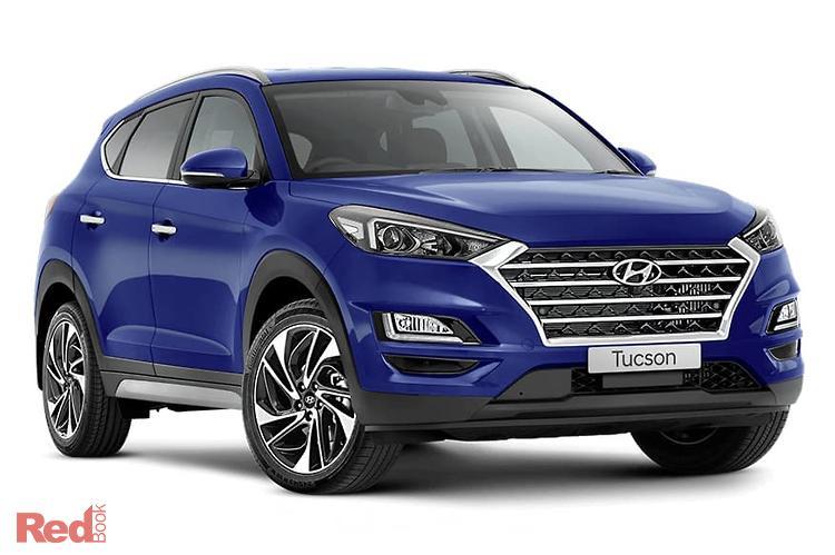 2018 Hyundai Tucson Special Edition TLE3 MY19