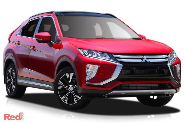 2018 Mitsubishi Eclipse Cross Exceed YA MY18