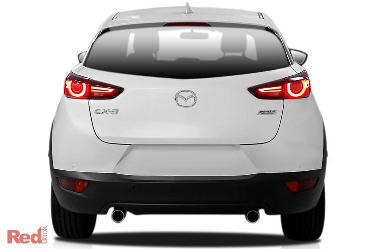2020 Mazda CX-3 Stouring DK