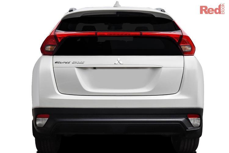 2018 Mitsubishi Eclipse Cross ES YA MY18