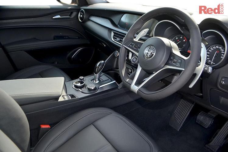 2018 Alfa Romeo Stelvio  (NO Series) 4X4 On Demand