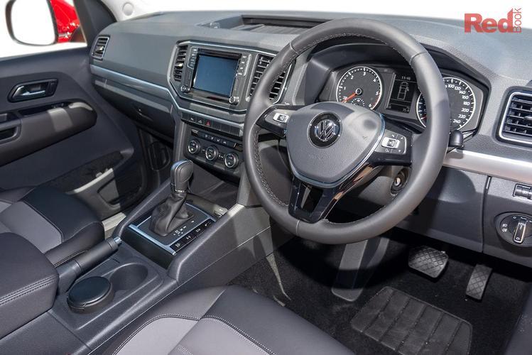 2018 Volkswagen Amarok TDI550 Highline 2H MY18 4X4 Constant