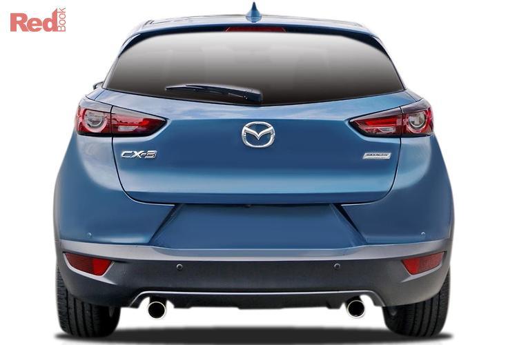 2020 Mazda CX-3 Akari DK