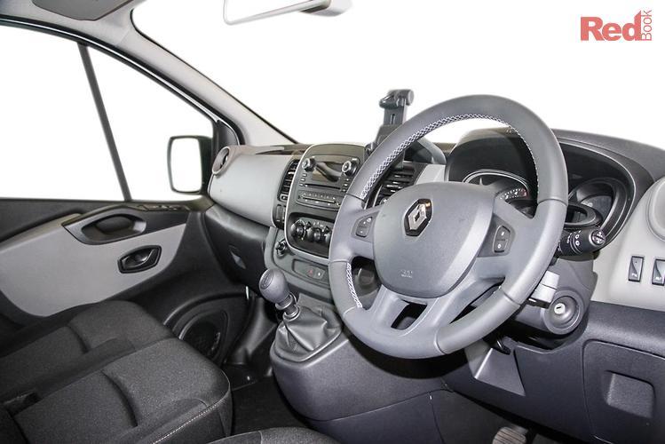 2018 Renault Trafic 103KW X82