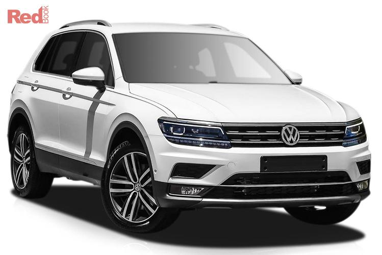 2020 Volkswagen Tiguan 162TSI Highline 5N MY20 Four Wheel Drive