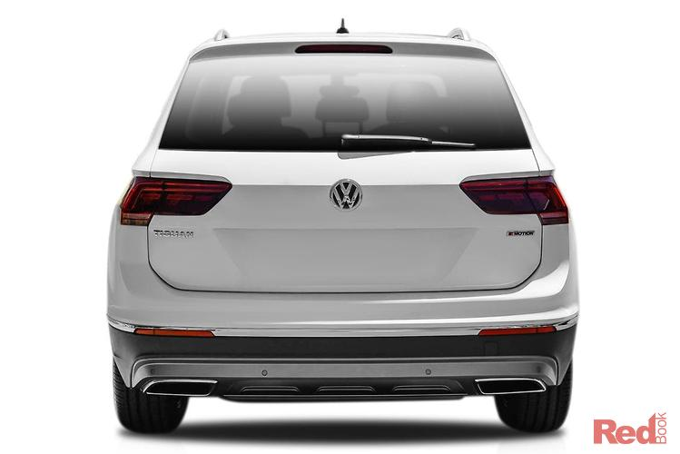 2019 Volkswagen Tiguan 162TSI Highline 5N MY19.5 Four Wheel Drive