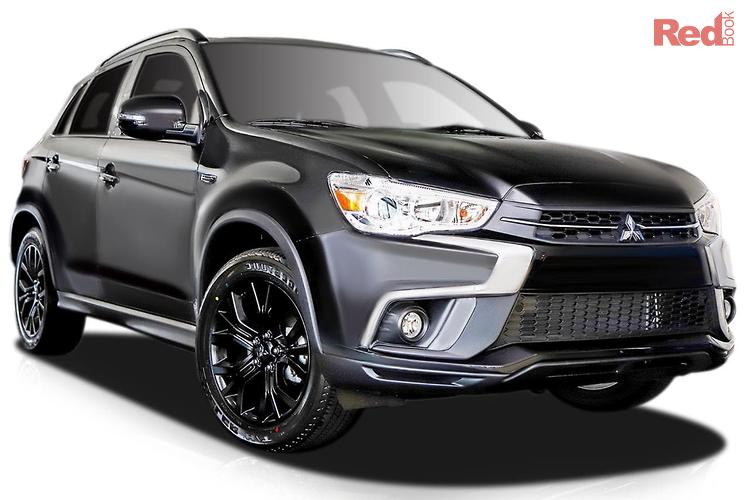 2019 Mitsubishi Asx Black Edition Xc My19 Starlight For Sale In