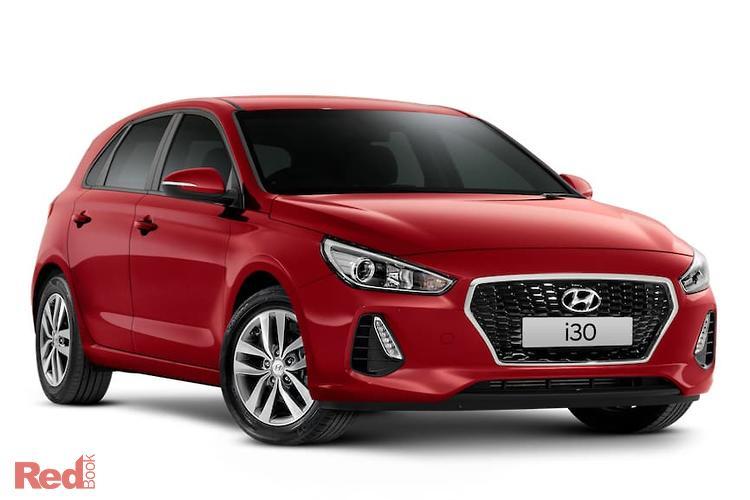 2019 Hyundai I30 Active PD2 MY19