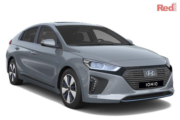 2018 Hyundai Ioniq Plug-IN Premium AE.2 MY19