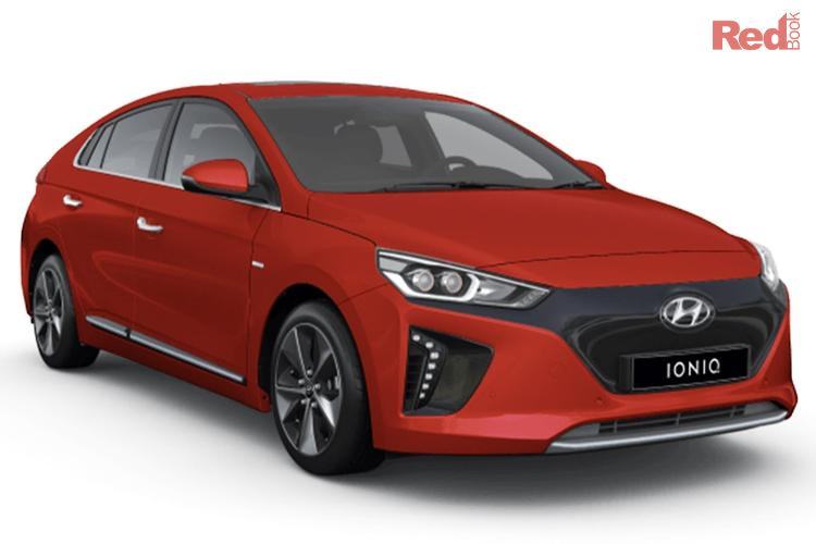 2018 Hyundai Ioniq Electric Premium AE.2 MY19