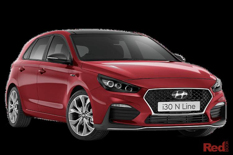 2018 Hyundai I30 N Line Premium PD.3 MY19