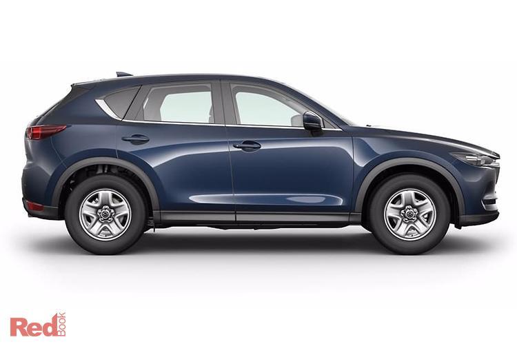 2019 Mazda CX-5 Maxx KF Series 4X4 On Demand