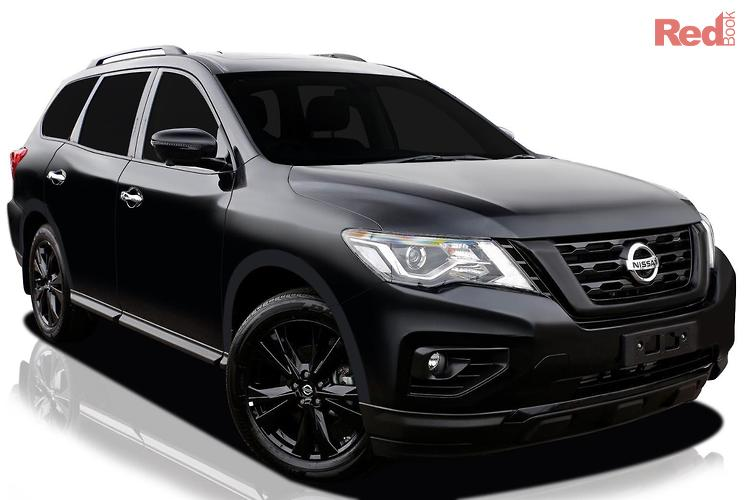 2018 Nissan Pathfinder ST-L N-Sport R52 Series II MY17