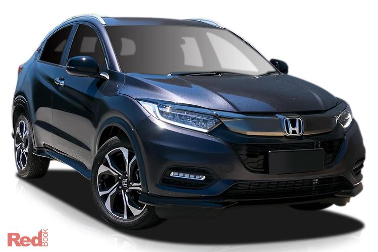 2018 Honda HR-V RS MY18 MY18