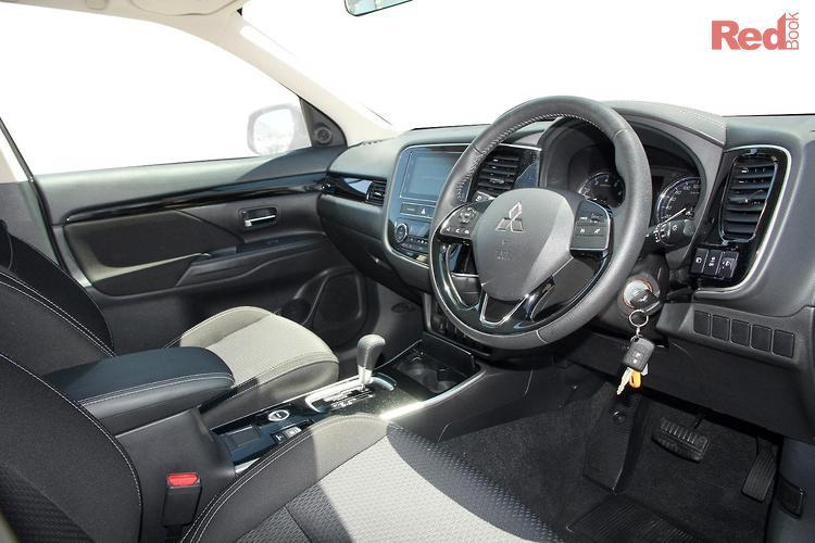 2018 Mitsubishi Outlander ES ZL MY18.5 AWD