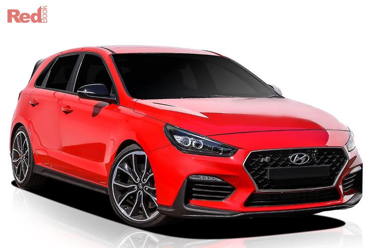 2018 Hyundai I30 N Performance PDE.2 MY18