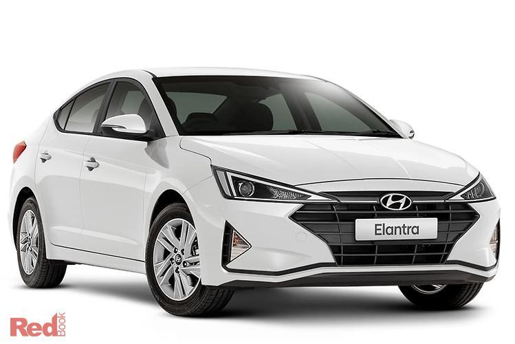 2018 Hyundai Elantra Active AD.2 MY19