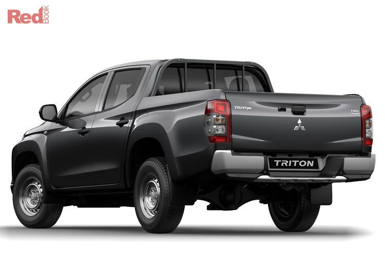 2019 Mitsubishi Triton GLX MR MY19