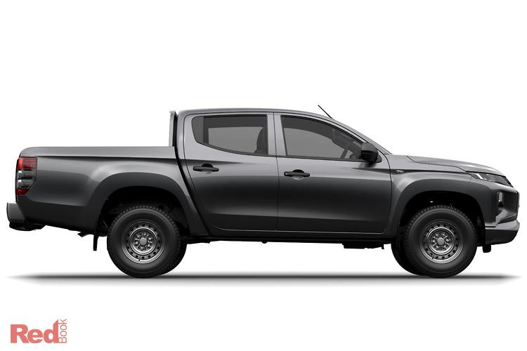 2018 Mitsubishi Triton GLX Adas MR MY19 4X4 Dual Range