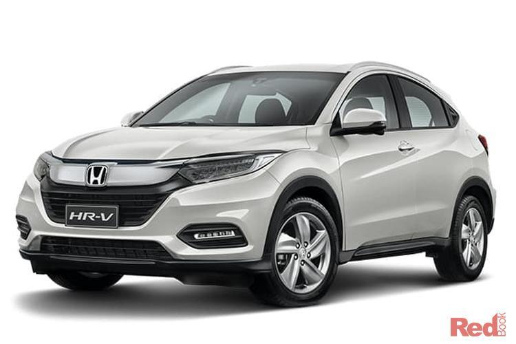 2019 Honda HR-V +luxe MY19 MY19