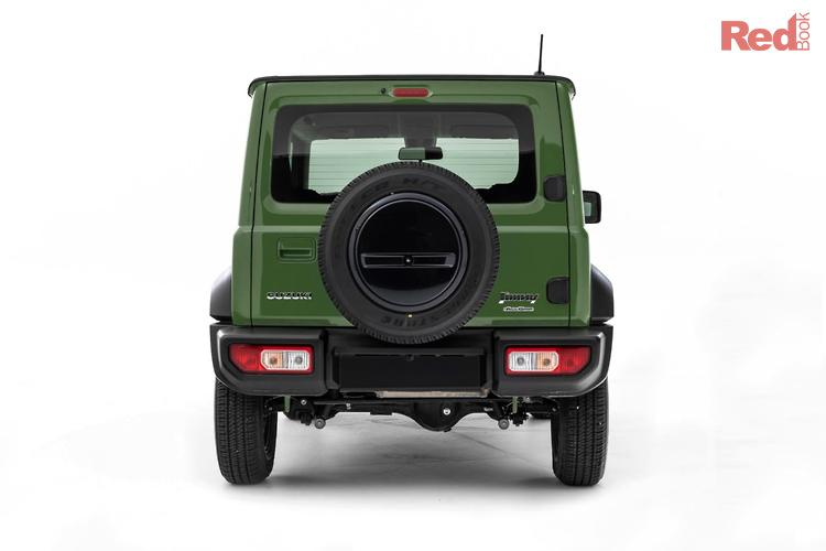2021 Suzuki Jimny GJ 4X4 Dual Range