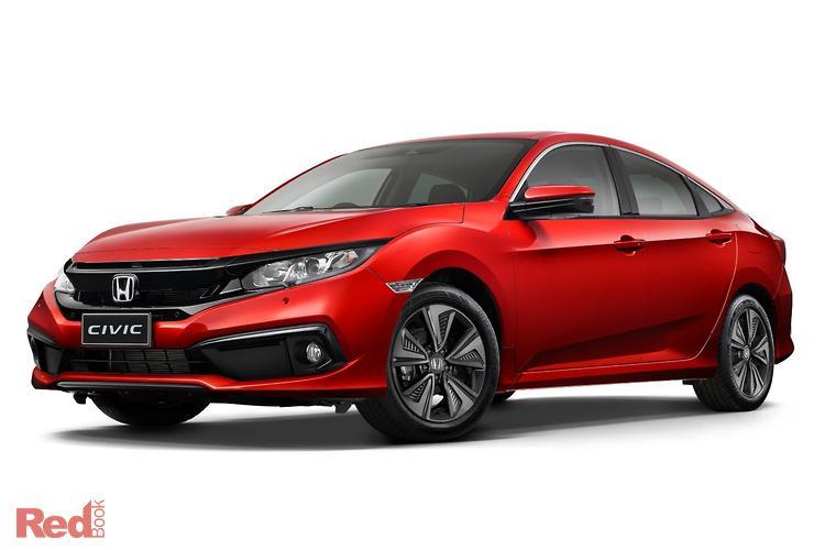 2019 Honda Civic VTI-L 10TH GEN MY19