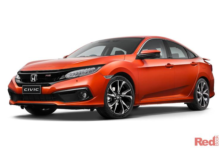 2019 Honda Civic RS 10TH GEN MY19